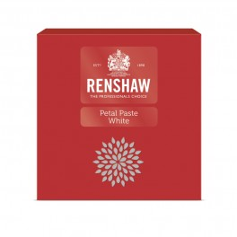 Renshaw Petal Paste White 3x100gr